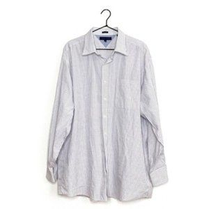 Tommy Hilfiger Classic Grid Button Down 17 1/2